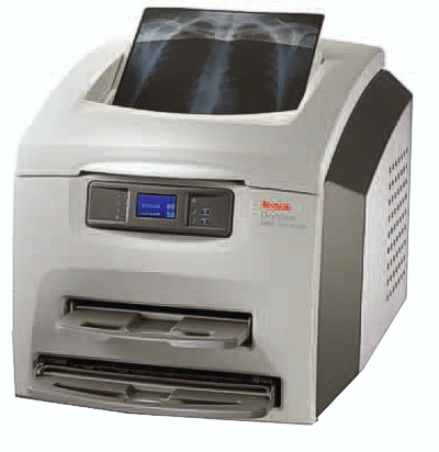 Laser printer for digital radiography.