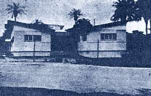 The former location of the Saint Joseph´s Catholic Hospital in Monrovia, Liberia