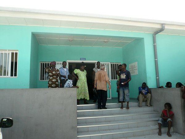 New Kru Town Health Center, Monrovia, Liberia